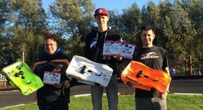 KYLE BRANSON TAKES TQ AND WIN AT BRITISH NATIONAL!