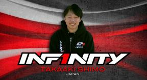 Takaaki Shimo joins Infinity team