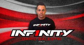 Dario Balestri joins Infinity team