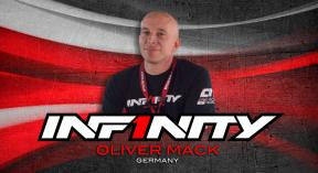 Oliver Mack joins Infinity team