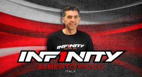 Alberto Picco joins Infinity team