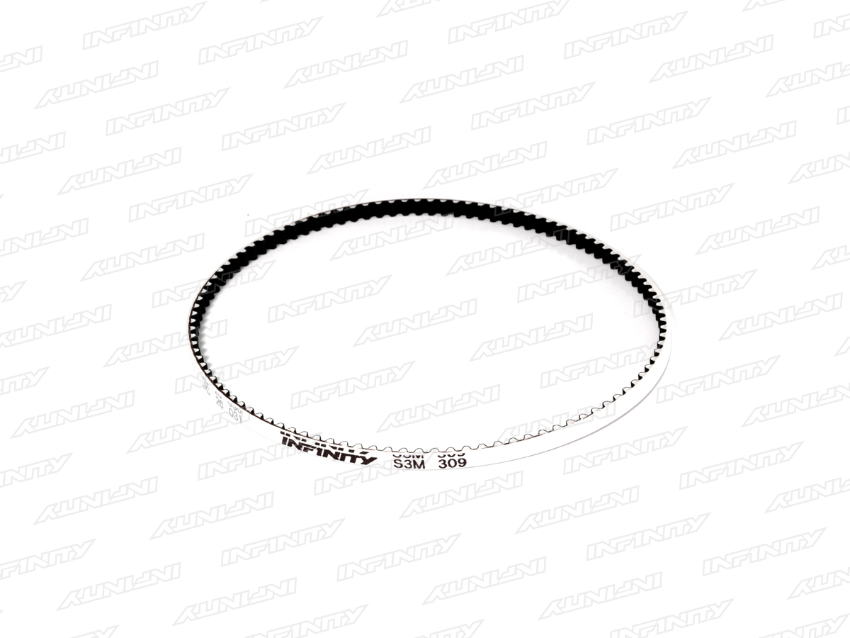 IF14-2 LOW FRICTION DRIVE BELT REAR 3x309mm