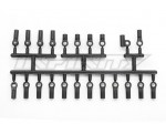 T008 - BALL JOINT 4.9mm SET