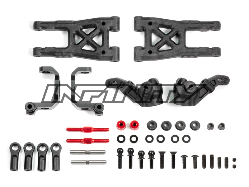 T103 - PASSIVE REAR STEERING (PRS) SET